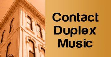 Contact Duplex Music