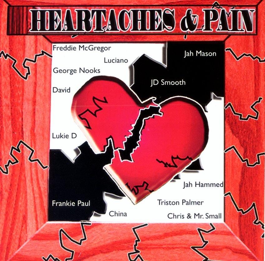 Heartaches and Pain - Leon Smilee David Ondrick